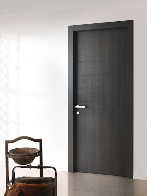 Le porte interne in laminato come quelle in legno - Porte interne design moderno ...