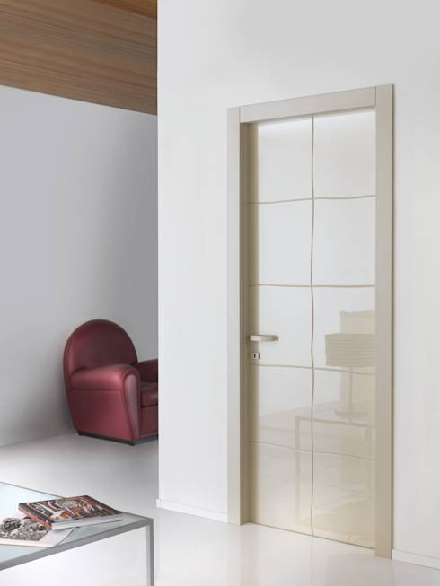 Le porte interne in laminato come quelle in legno for Porte and integrati