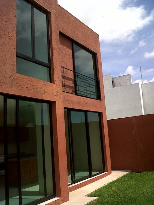 8 estilos de ventanas para casas peque as y grandes for Fachadas de hoteles minimalistas