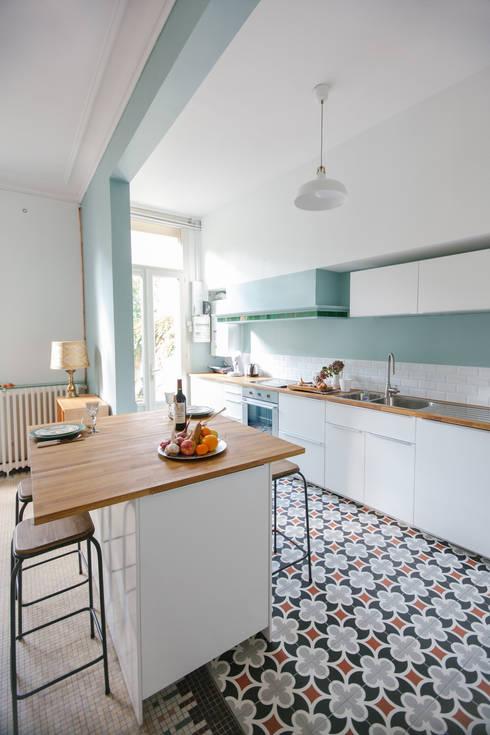 10 splendides id es d co pour la cuisine for Bibelots decoration cuisine