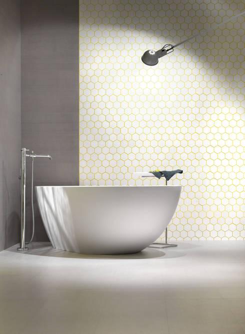 Le piastrelle per bagno come sceglierle - Sant agostino piastrelle ...