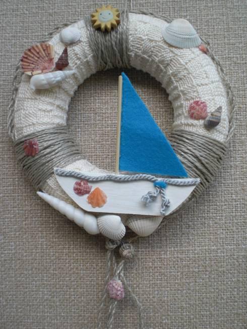 fischernetz deko tipps f r eine wohnung wie am meer. Black Bedroom Furniture Sets. Home Design Ideas