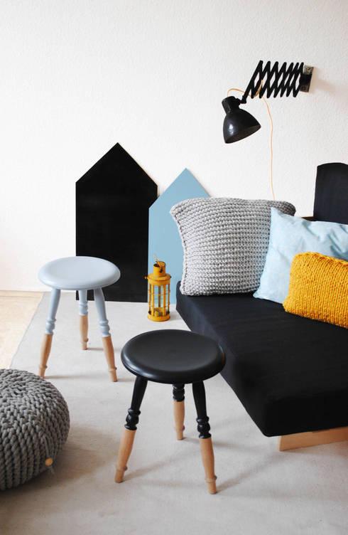 Was ist die richtige deko f r wohnzimmer for Ausgefallene deko wohnzimmer