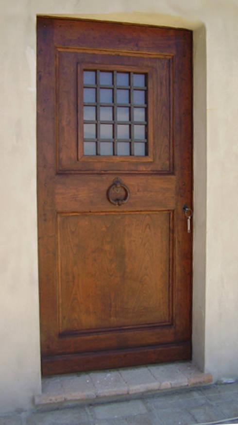 Bienvenidos 10 puertas de madera sensacionales - Porte del passato ...