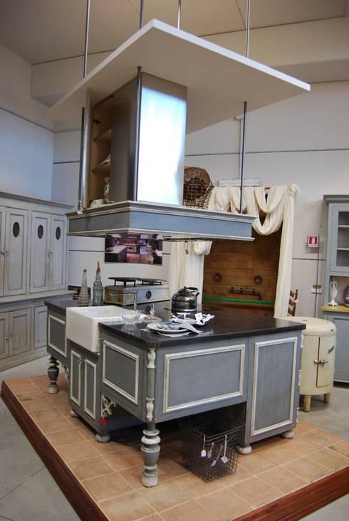 10 fantastiche cucine con isola per rivoluzionare casa - Cucina sul balcone ...