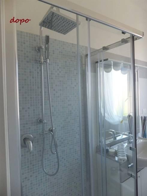 Tra funzionalit e design il saliscendi doccia - Altezza soffione doccia ...