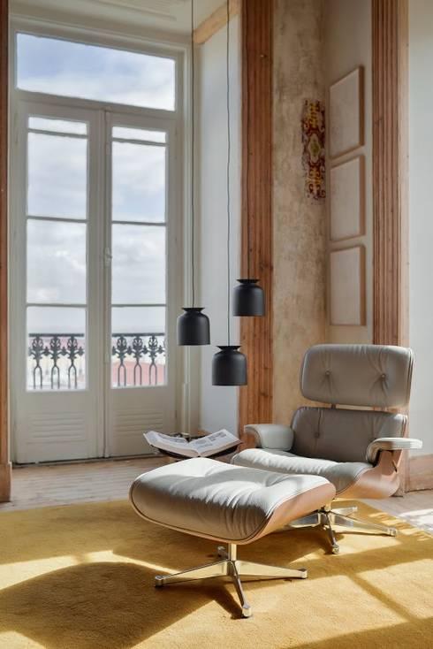Salotto Con Camino Minimal Stile Moderno Internal Design: Pasionwe for ...