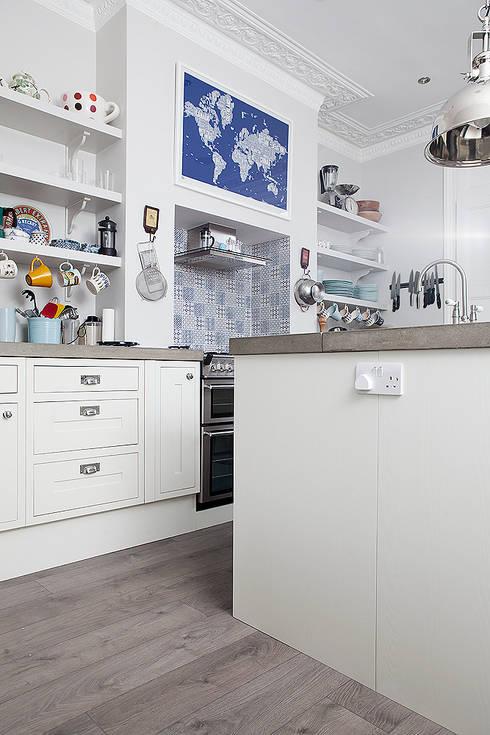 classic Kitchen by William Gaze Ltd