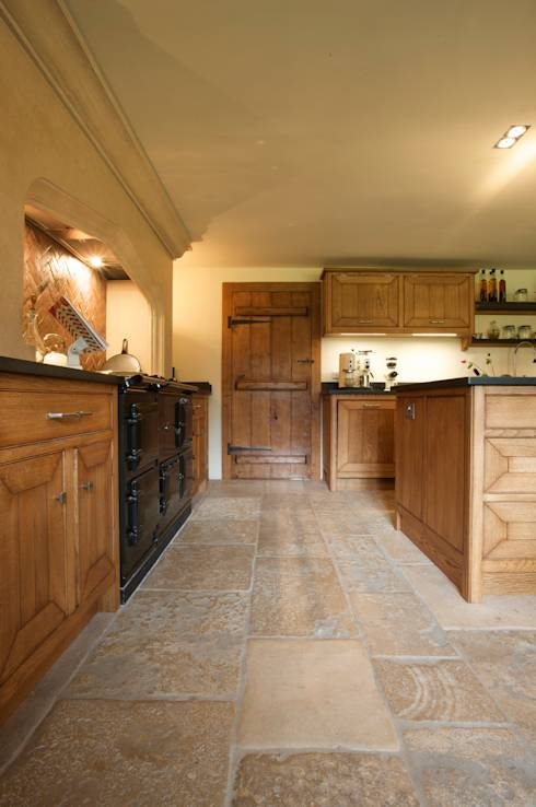 7 ideas de pisos r sticos para tu cocina