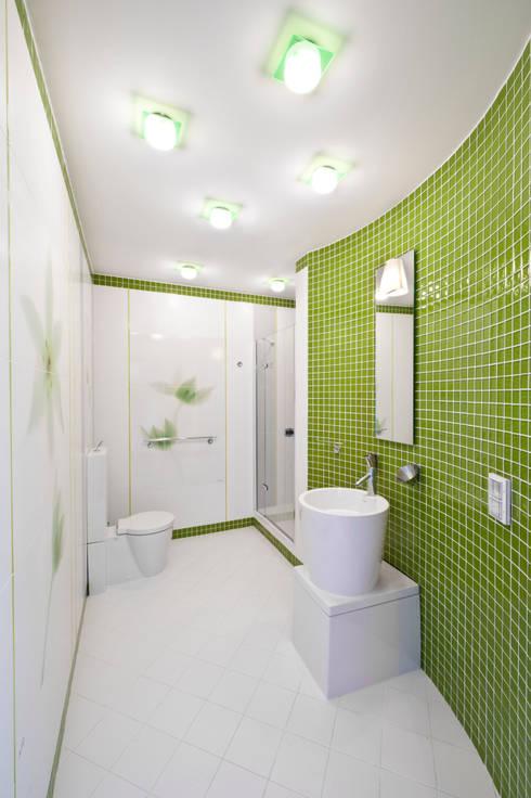 Mattonelle per il bagno 10 soluzioni da non perdere - Colorare le mattonelle ...