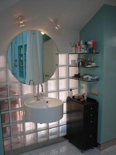 Dieci tipi di specchio da bagno - Specchio bagno rotondo ...