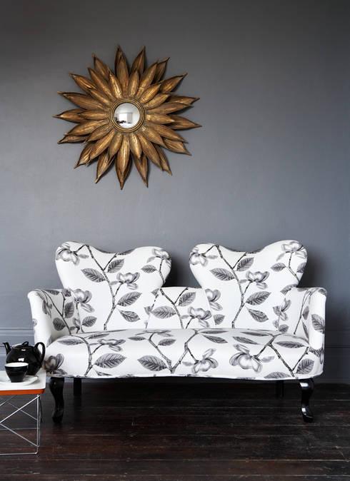 Ausgefallene ideen zur raumgestaltung mit farbe for Farbliche raumgestaltung wohnzimmer