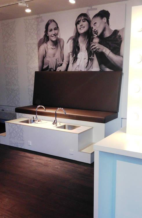 country Walls & floors by Hammer & Margrander Interior GmbH