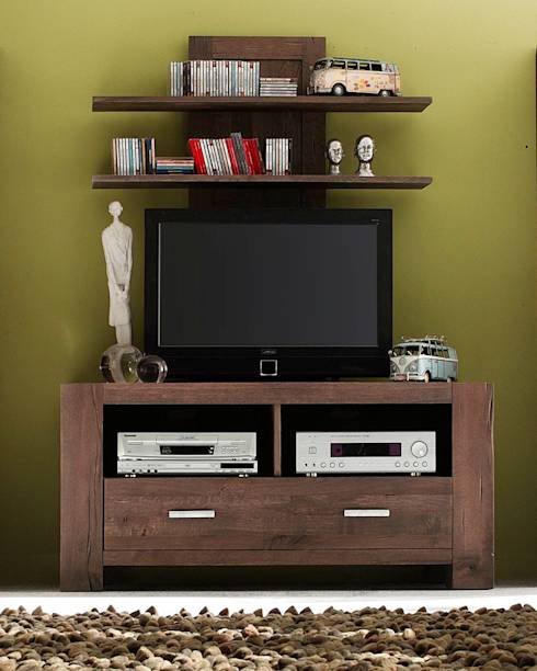 m veis de tv para a sua sala. Black Bedroom Furniture Sets. Home Design Ideas