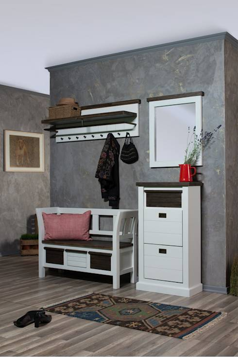 tipps f r mehr stauraum im flur. Black Bedroom Furniture Sets. Home Design Ideas