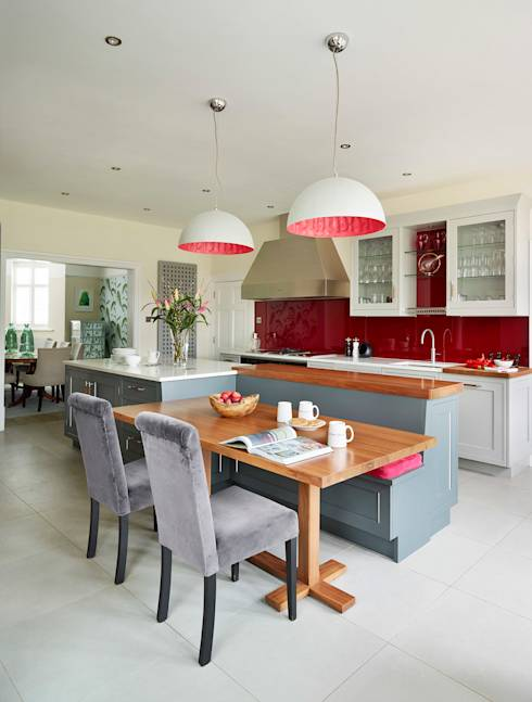 Offene Kuche Wohnzimmer Trennen ~ Alle Ihre Heimat Design Inspiration