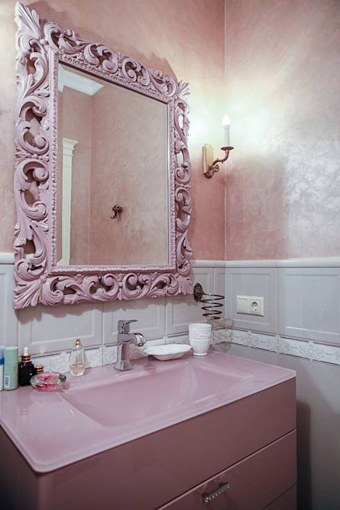 New  Bathroom Vintage Ideas Of Shabby Chic Bathroom Vanity Shows Classic