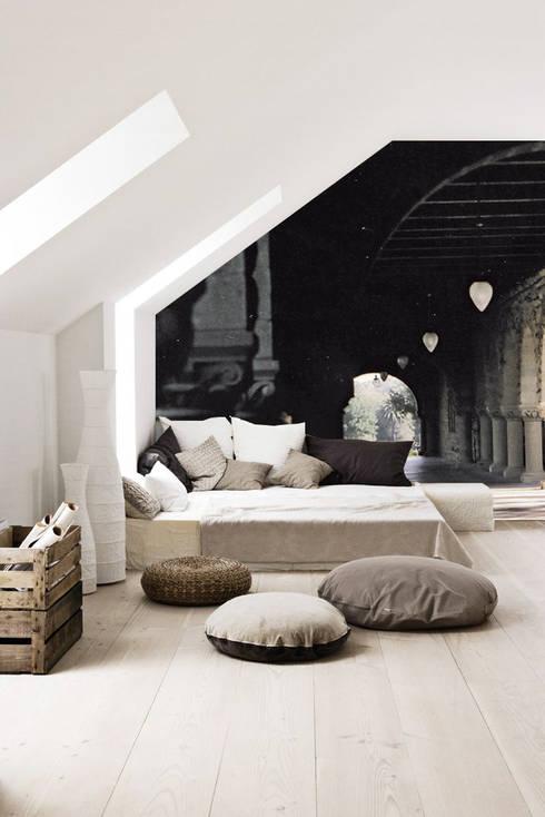 C mo dise ar una habitaci n perfecta en el altillo - Altillos en habitaciones ...