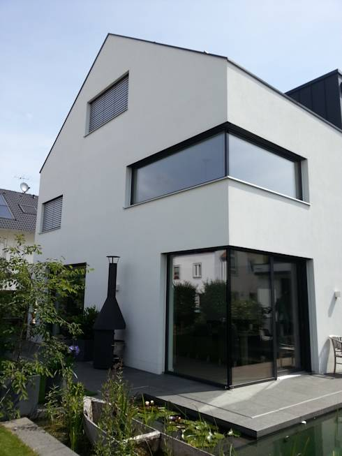 Ein einfamilienhaus zum verlieben - Moser architekten ...
