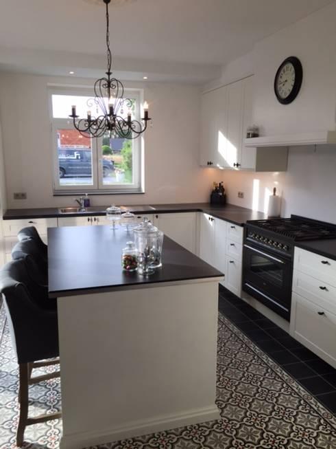 Keuken kleuren kiezen t a pepa re styling kleur kiezen - Trend schilderen keuken ...
