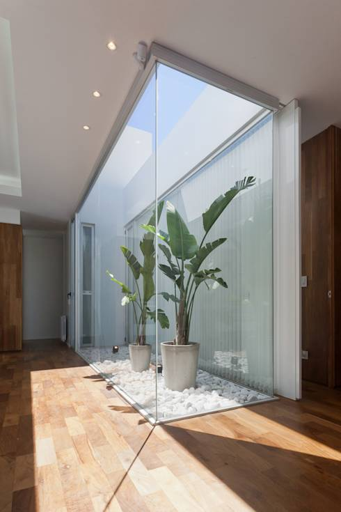 Ventanas para casas modernas 10 dise os fabulosos for Espejo horizontal salon