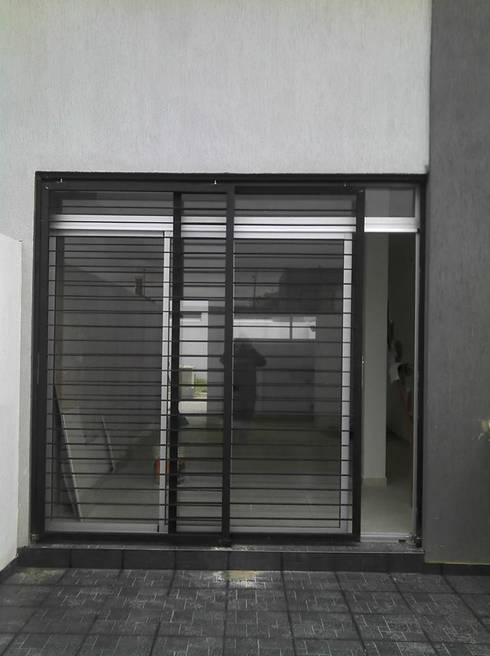 19 dise os de cercos y rejas que proteger n tu casa con estilo - Rejas de diseno moderno ...
