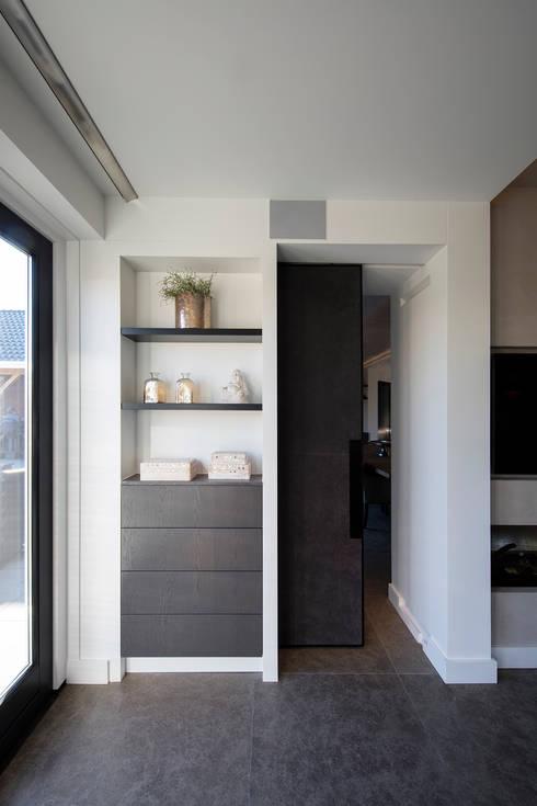 De multifunctionele woonkamer het is eenvoudiger dan je denkt - Moderne interieurarchitectuur ...