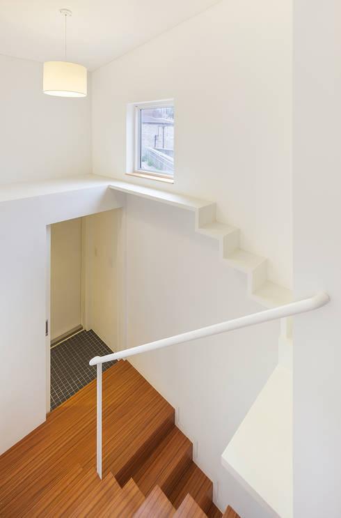 translation missing: tw.style.玄關-走廊與階梯.modern 玄關、走廊與階梯 by OBBA