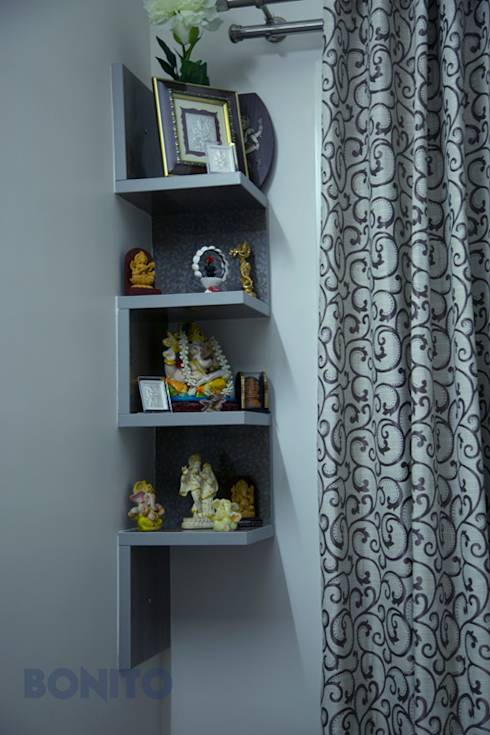 10 Ideal Pooja Rooms For A Small Apartment