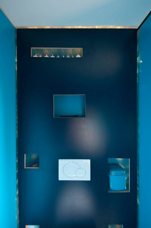 translation missing: eg.style.حمام.modern حمام تنفيذ JANICKI ARCHITECT