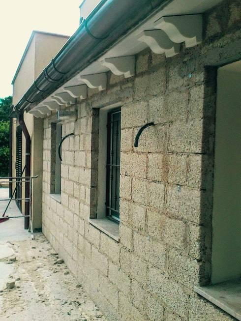 Una casa isolata termicamente una casa che sa risparmiare for Piccole case efficienti