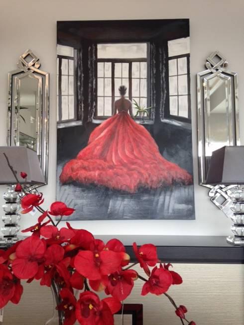 Decora tus paredes con estos cuadros de estilo vintage for Cuadros estilo clasico