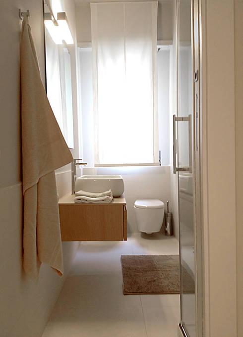 10 stili per 10 mobili sospesi per un bagno da sogno for Bagno v