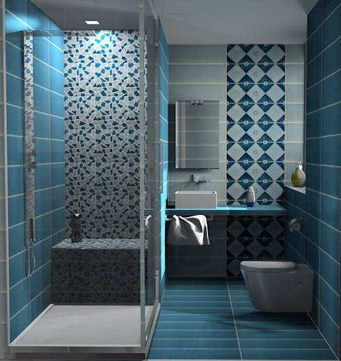 6 trucchi per arredare un bagno stretto e lungo - Arredare bagno stretto e lungo ...
