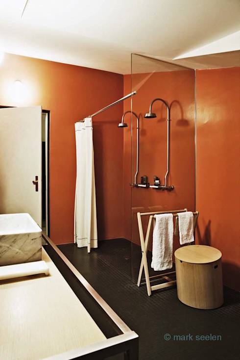 6 trucchi per arredare un bagno stretto e lungo - Termoarredo per bagno 6 mq ...