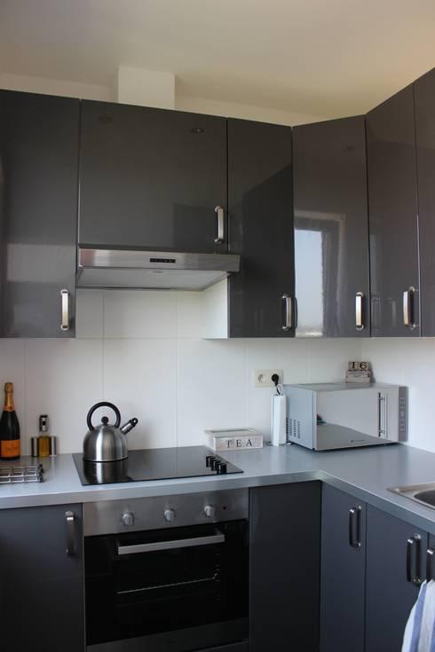 Quelles couleurs pour une petite cuisine - Quelle couleur pour une cuisine ...