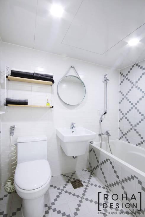 세련된 그레이 인테리어로 재탄생한 32평 신혼집 리모델링
