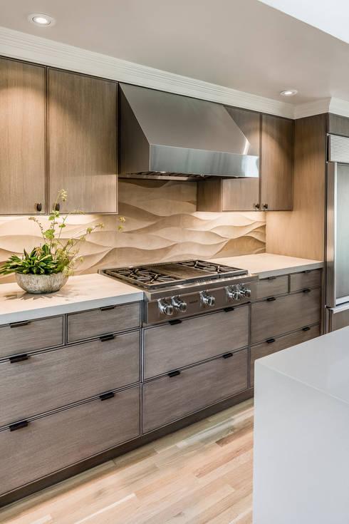 36 cozinhas com apontamentos em madeira todas portuguesas for Tom hoch interior designs inc