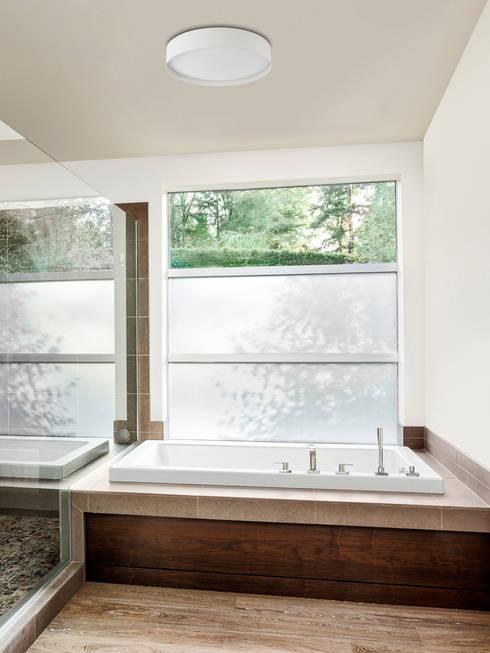 eleganter sichtschutz f r 39 s fenster. Black Bedroom Furniture Sets. Home Design Ideas