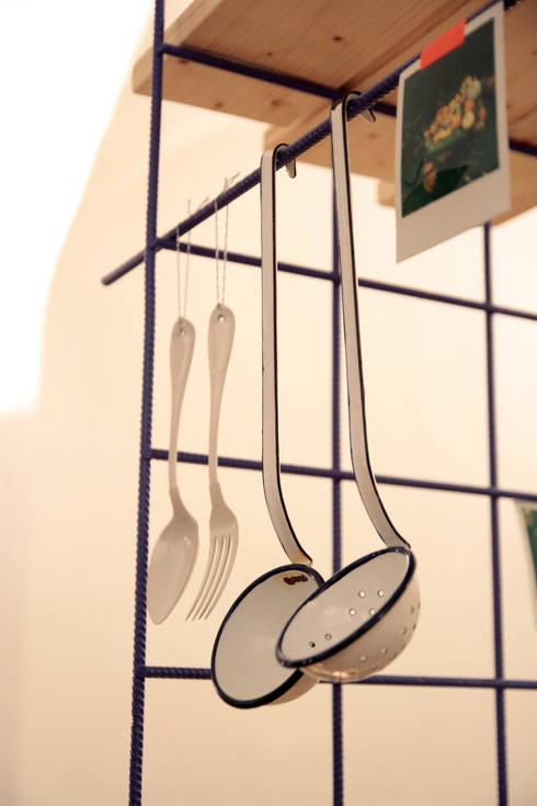 modern Dining room by Tuba Design
