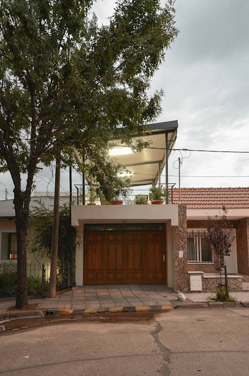 translation missing: th.style.บ-านและที-อยู-อาศัย.modern บ้านและที่อยู่อาศัย by ggap.arquitectura