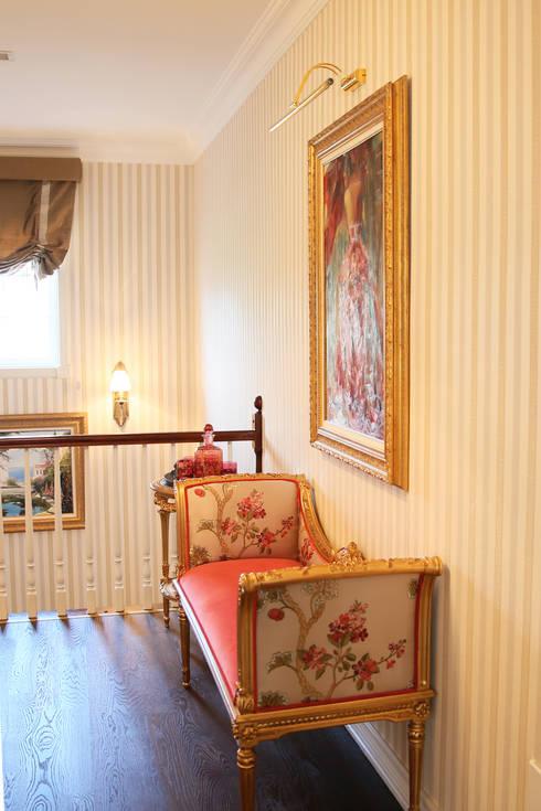 Una casa in stile classico eleganza senza tempo for Casa stile classico