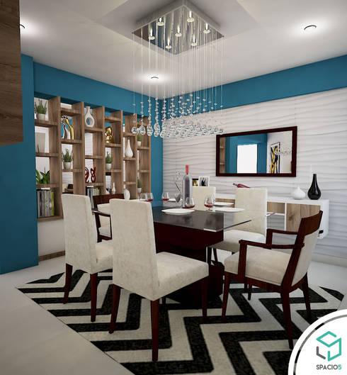 14 ideas para separar espacios sin construir paredes for Ideas para dividir sala y comedor