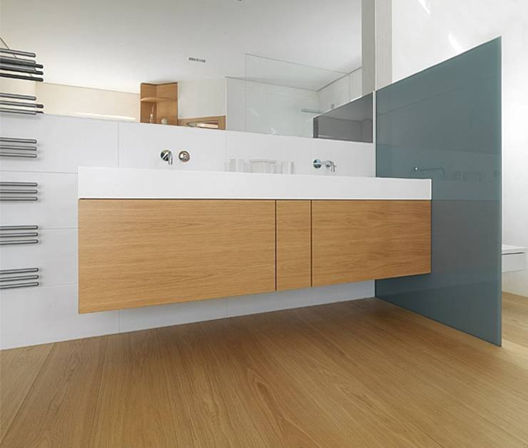 mein badezimmer. Black Bedroom Furniture Sets. Home Design Ideas