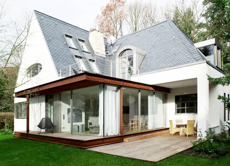 Wohnen mit cortenstahl - Wintergarten mobel landhaus ...