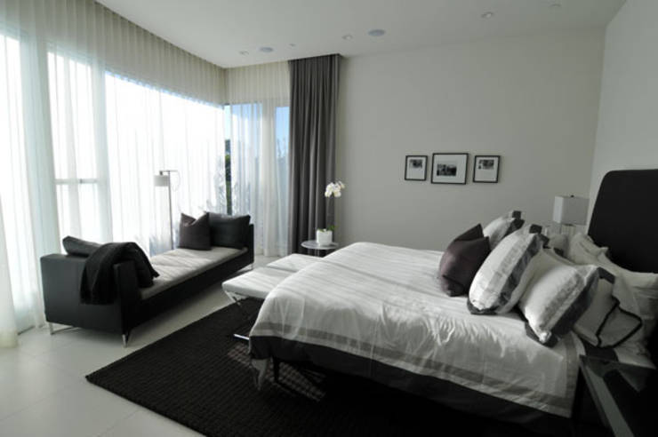 Voorbeelden Zwart Wit Slaapkamers : Zwart wit