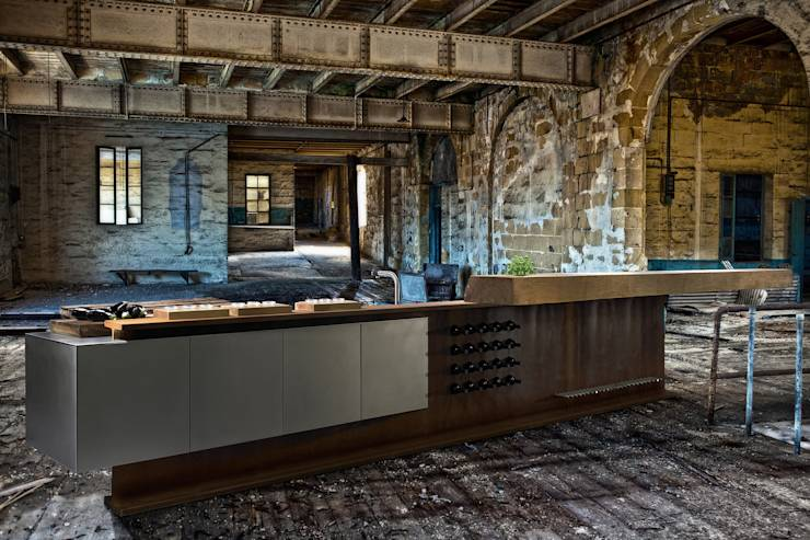thema der woche au ergew hnliche k chen. Black Bedroom Furniture Sets. Home Design Ideas