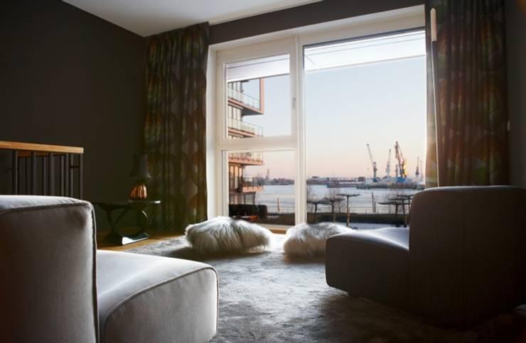 Maisonette wohnung hafencity von conni kotte interior for Wohnung interior