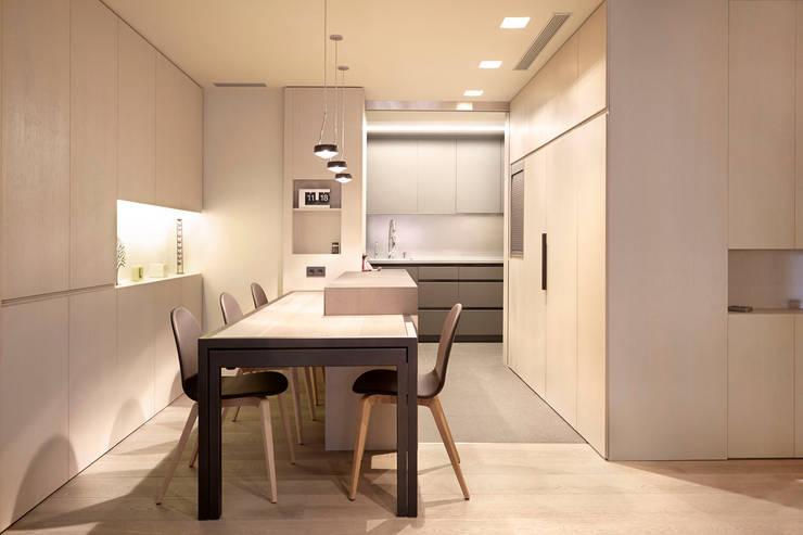 Claves para dise ar un comedor moderno en casa - Coblonal arquitectura ...