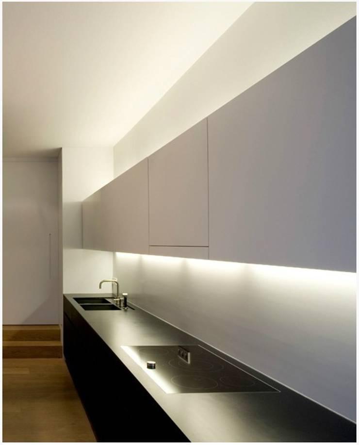 Decoracion de cocinas en sevilla de neuttro interiorismo for Cocinas de ocasion sevilla